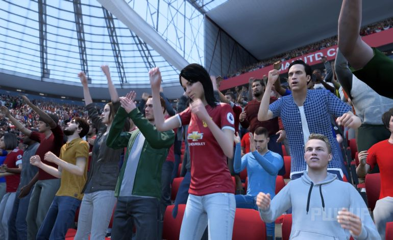 FIFA 18 The Journey 1:0 MUN : CHE, 1.HZ