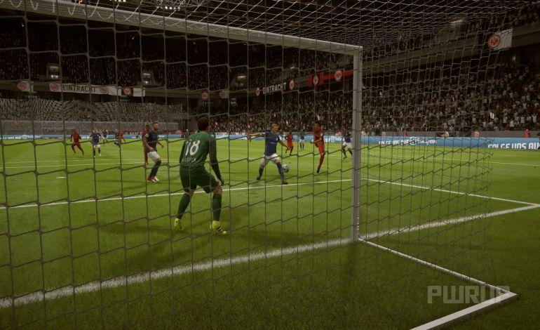 FIFA 18 Anstoß 3:0 SGE : FCH, 1.HZ