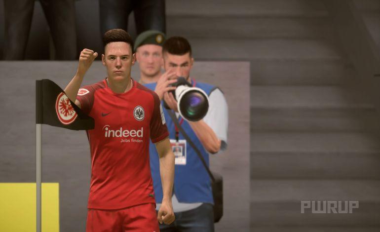 FIFA 18 Anstoß 5:0 SGE : FCH, 2.HZ
