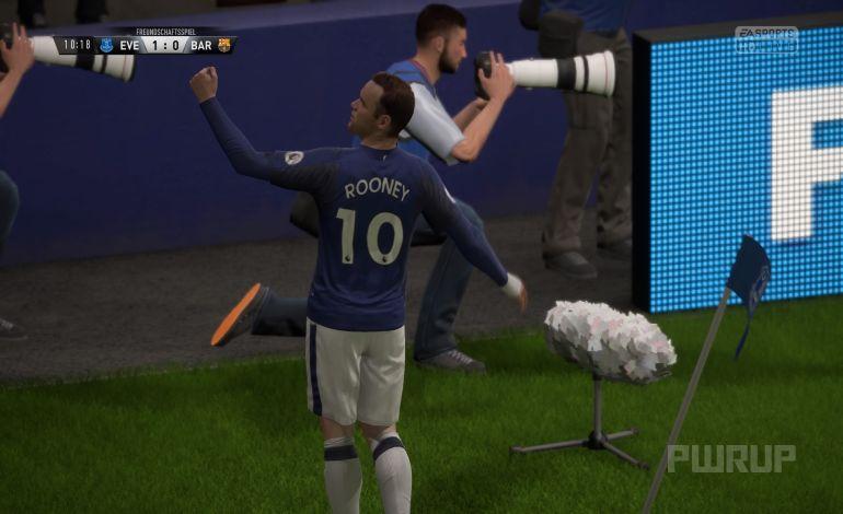 FIFA 18 Anstoß 1:0 EVE : BAR, 1.HZ