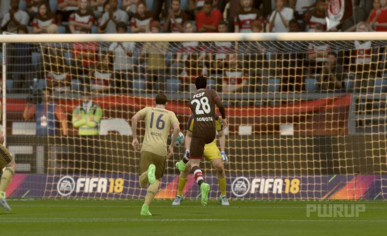 FIFA 18 Anstoß 1:0 STP : OSN, 1.HZ