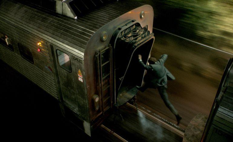 Michael MacCauley (Liam Neeson) auf gef‰hrlicher Mission im Pendlerzug nach New York