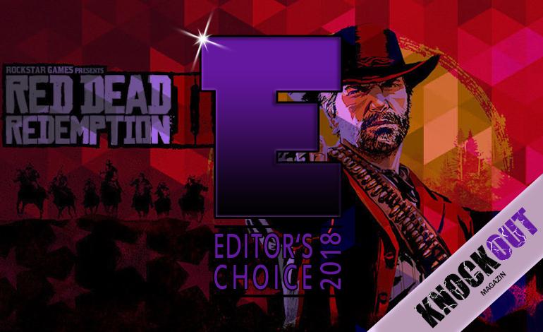 Spiel des Jahres 2018 - Red Dead Redemption 2