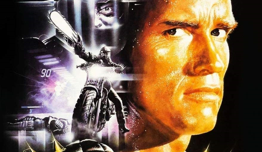 The Running Man (4-Disc Limited Collector's Edition im Mediabook) – Filmkritik