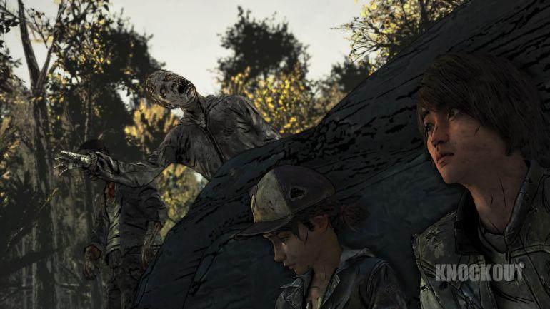 The Walking Dead: The Final Season Zombie