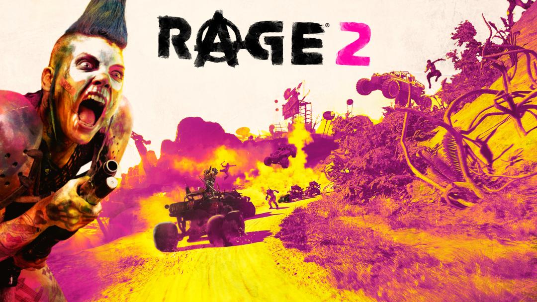 Rage 2 News: 9 Minuten Pre-Beta Gameplay