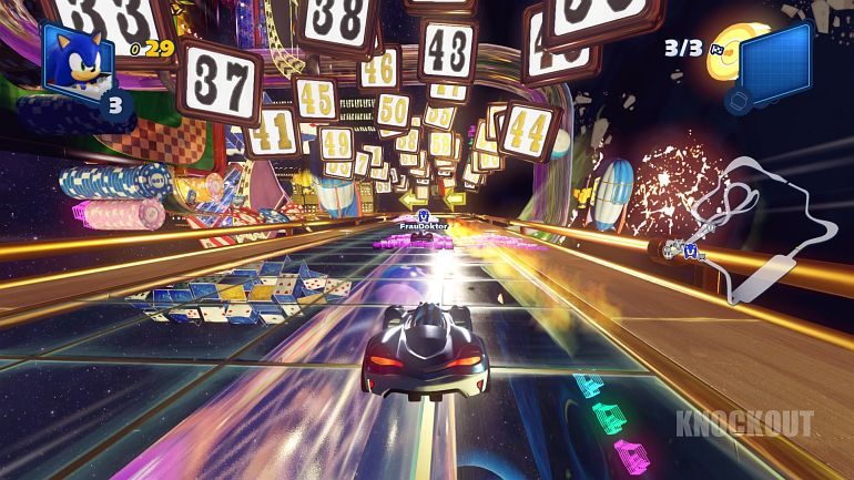 Team Sonic Racing - Test Knockout Magazin