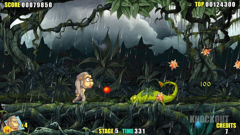 Toki Dschungel