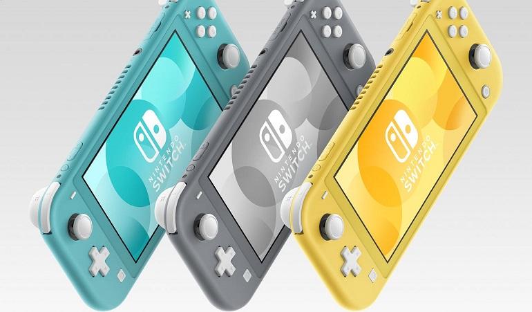 Die Nintendo Switch Lite erscheint im September
