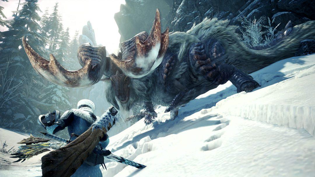 Monster Hunter World: Iceborne – Neuer Trailer