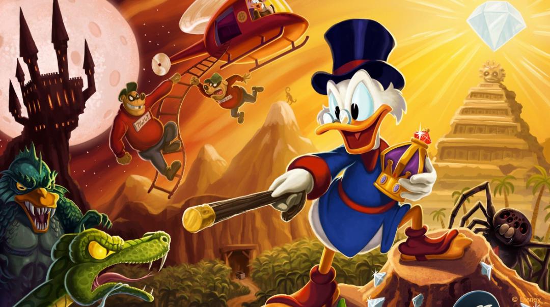 DuckTales: Remastered nur noch bis morgen digital erhältlich