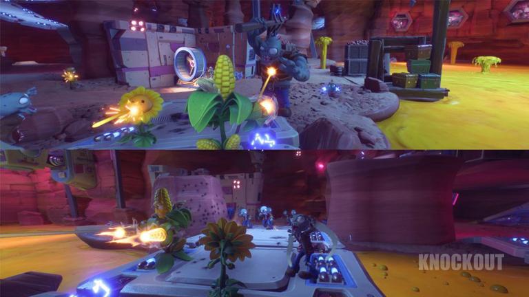 Plants vs. Zombies: Splitscreen