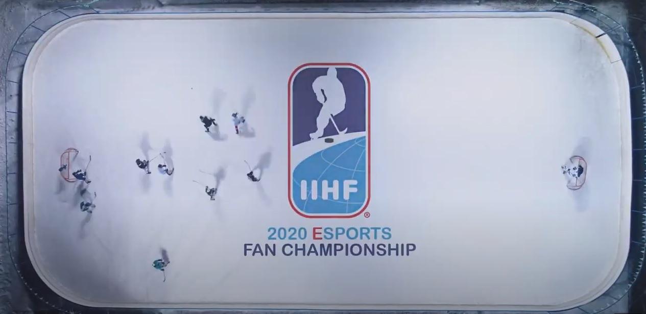 IIHF Esports Fan Championship in EA SPORTS NHL 20