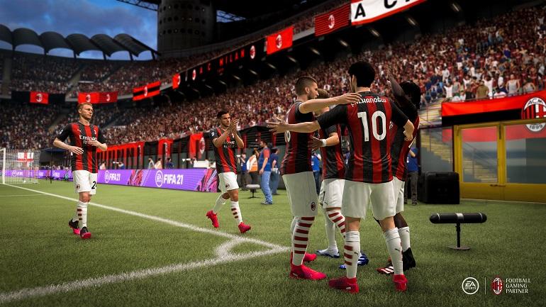 FIFA 21 - AC Mailand