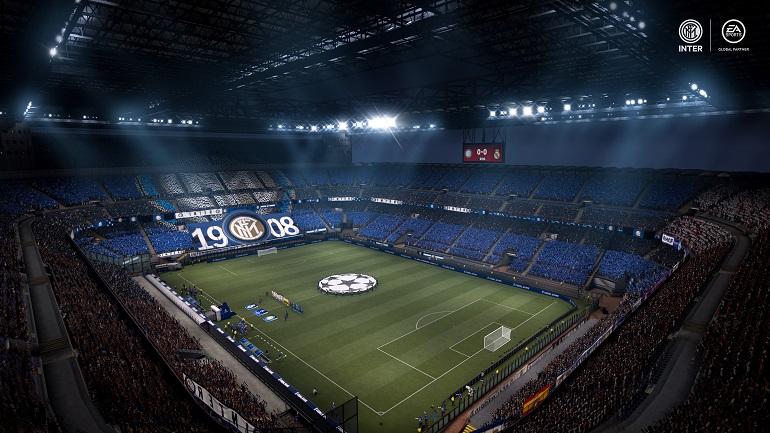FIFA 21 - Inter Mailand Stadion