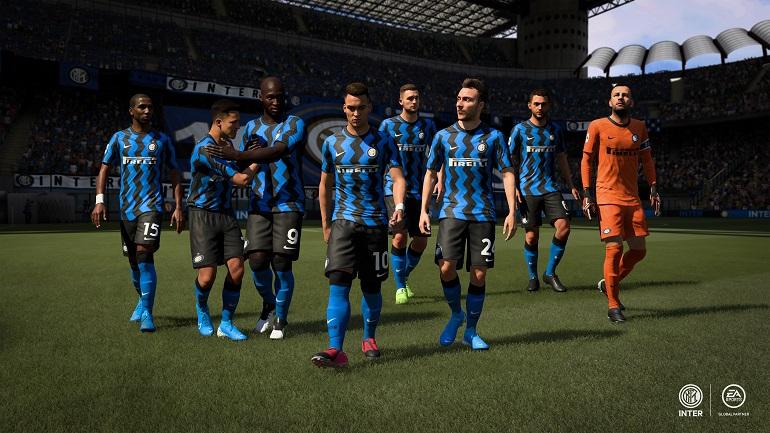 FIFA 21 - Inter Mailand