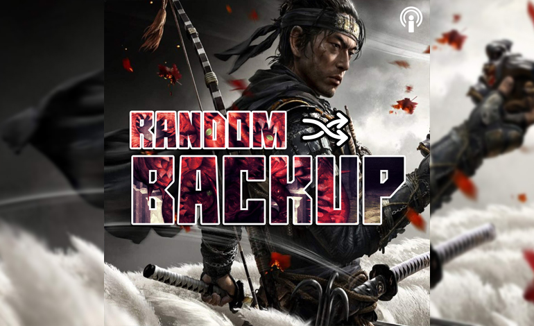 Random Backup Folge 43: Carrion, Ghost of Tsushima, Tell Me Why und mehr!