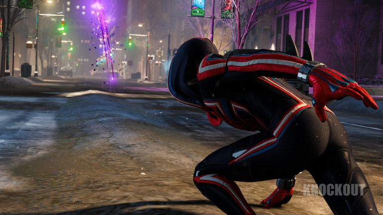 Spider-Man Miles Morales Review Knockout005