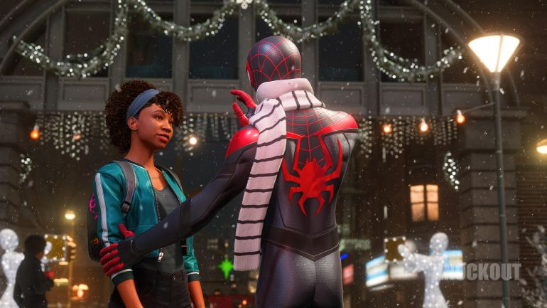 Spider-Man Miles Morales Review Knockout008