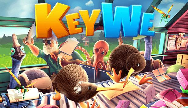 KeyWe im Preview-Test
