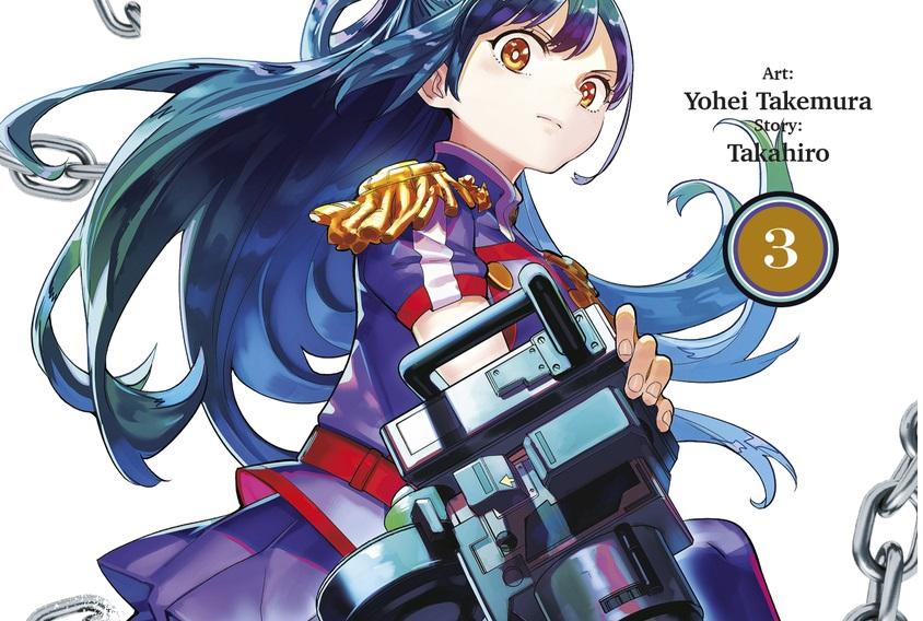 Demon Slave Band 3 – Manga Review